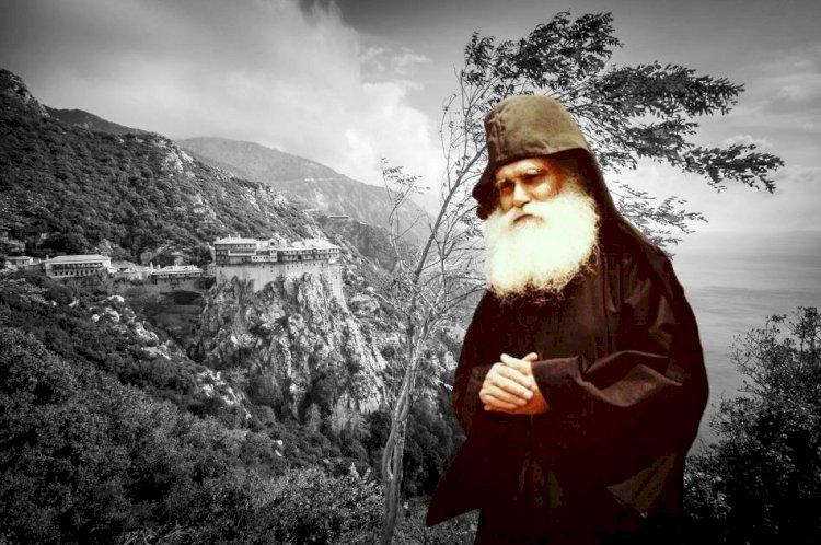 Abba Efraim de Katounakia nos ensina a orar com a Oração de Jesus.